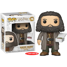 FIGURINE FUNKO POP HARRY POTTER HAGRID WITH CAKE