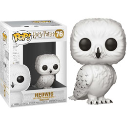 FIGURINE FUNKO POP HARRY POTTER HEDWIG
