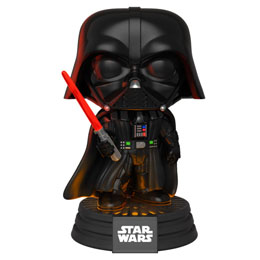 FUNKO POP STAR WARS DARTH VADER ELECTRONIQUE LUMIERE ET SON