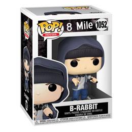 8 Mile POP! Movies Vinyl Figurine Eminem B-Rabbit 9 cm