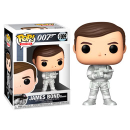 FUNKO POP JAMES BOND ROGER MOORE MOONRAKER
