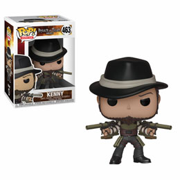 FIGURINE FUNKO POP ATTACK ON TITAN SEASON 3 KENNY
