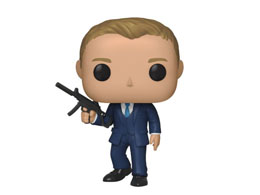 JAMES BOND FUNKO POP! MOVIES VINYL FIGURINE DANIEL CRAIG (QUANTUM OF SOLACE)