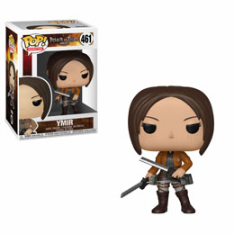 FIGURINE FUNKO POP ATTACK ON TITAN SEASON 3 YMIR