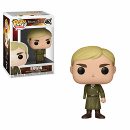 FIGURINE FUNKO POP ATTACK ON TITAN SEASON 3 ERWIN ONE-ARMED