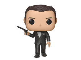 JAMES BOND POP! MOVIES VINYL FIGURINE PIERCE BROSNAN (GOLDENEYE)