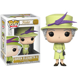 FUNKO POP ROYAL WEDDING QUEEN ELIZABETH II