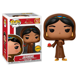 FUNKO POP! DISNEY ALADDIN JASMINE IN DISGUISE CHASE EXCLUSIVE