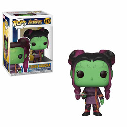 FUNKO POP MARVEL INFINITY WAR YOUNG GAMORA DAGGER