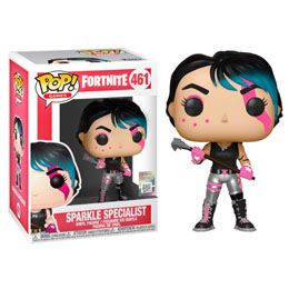 FORTNITE FIGURINE POP! GAMES SPARKLE SPECIALIST
