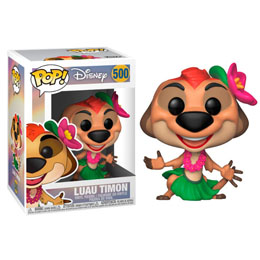 FUNKO POP LE ROI LION LUAU TIMON