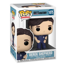FIGURINE FUNKO POP GREY'S ANATOMY DEREK SHEPHERD
