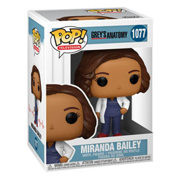 FIGURINE FUNKO POP GREY'S ANATOMY DR. BAILEY