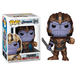 FUNKO POP MARVEL AVENGERS ENDGAME THANOS