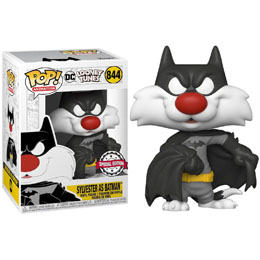 FUNKO POP LOONEY TUNES SYLVESTER AS BATMAN EXCLUSIVE