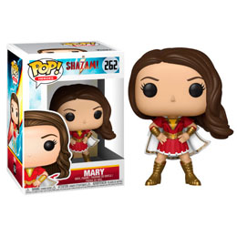 FUNKO POP SHAZAM FIGURINE MARY