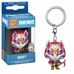 PORTE-CLÉS POCKET POP! FORTNITE DRIFT 4 CM