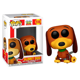 FUNKO POP DISNEY PIXAR TOY STORY SLINKY DOG