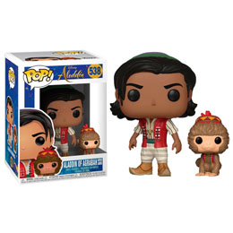 FUNKO POP DISNEY ALADDIN ALADDIN WITH ABU