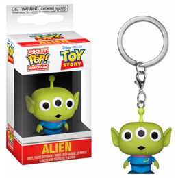 PORTE CLE TOY STORY POCKET POP! ALIEN