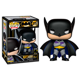 BATMAN 80TH POP! HEROES FIGURINE BATMAN 1ST APPEARANCE (1939)