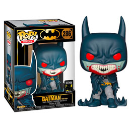 FIGURINE FUNKO POP BATMAN 80TH RED RAIN BATMAN (1991)
