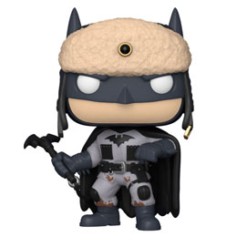 FUNKO POP BATMAN 80TH RED SON BATMAN (2003)