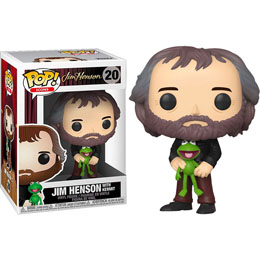 FUNKO POP HENSON JIM HENSON WITH KERMIT