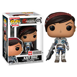 FIGURINE FUNKO POP GEARS OF WAR KAIT DIAZ SERIES 3