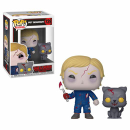 FIGURINE FUNKO POP SIMETIERRE UNDEAD GAGE & CHURCH