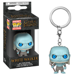 PORTE CLE GAME OF THRONES POCKET POP! WHITE WALKER