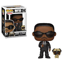 FIGURINE FUNKO POP MEN IN BLACK AGENT J & FRANK