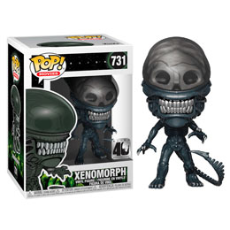 FIGURINE FUNKO POP ALIEN 40TH XENOMORPH