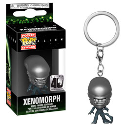 PORTE CLE POCKET POP ALIEN 40TH XENOMORPH