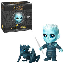 LE TRÔNE DE FER FIGURINE 5 STAR NIGHT KING