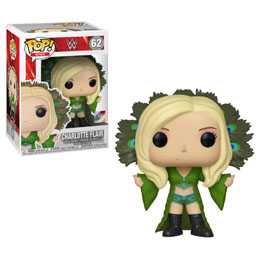 FIGURINE FUNKO POP WWE CHARLOTTE FLAIR