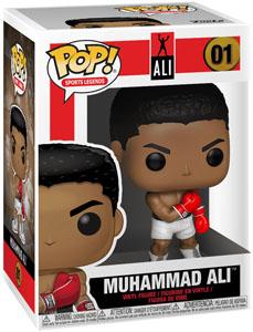 MUHAMMAD ALI FIGURINE FUNKO POP! SPORTS VINYL MUHAMMAD ALI