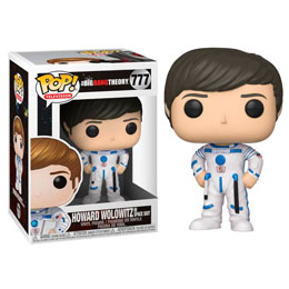POP! THE BIG BANG THEORY HOWARD