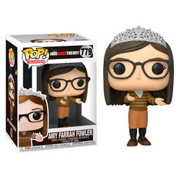 POP! THE BIG BANG THEORY AMY