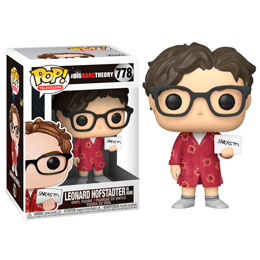 POP! THE BIG BANG THEORY LEONARD