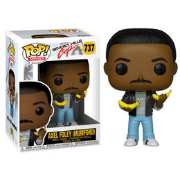 FIGURINE FUNKO POP BEVERLY HILLS COP AXEL FOLEY (MUMFORD)