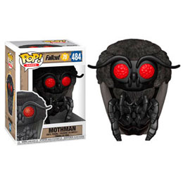 FALLOUT 76 FIGURINE POP! GAMES VINYL MOTHMAN