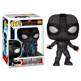 SPIDER-MAN FAR FROM HOME FIGURINE POP! SPIDER-MAN (STEALTH SUIT)
