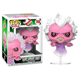 SOS FANTÔMES POP! VINYL FIGURINE SCARY LIBRARY GHOST 9 CM