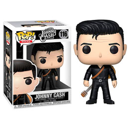 FUNKO POP! ROCKS JOHNNY CASH IN BLACK