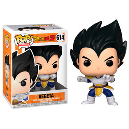 FIGURINE FUNKO POP DRAGONBALL Z VEGETA