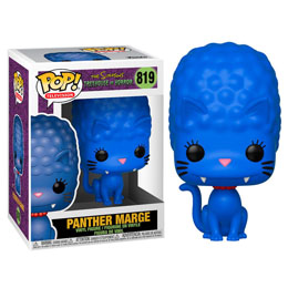 SIMPSONS FIGURINE POP! TV VINYL PANTHER MARGE