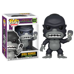 SIMPSONS FIGURINE POP! KING KONG HOMER
