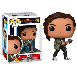 SPIDER-MAN FAR FROM HOME FIGURINE POP! MJ