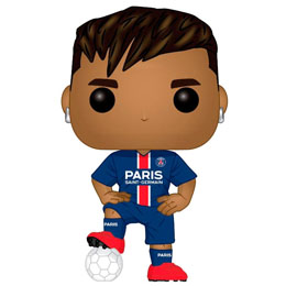 FIGURINE FUNKO POP FOOTBALL NEYMAR DA SILVA SANTOS JR. (PSG)